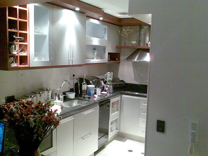 Cocina de la casa en bogot - La cocina en casa ...