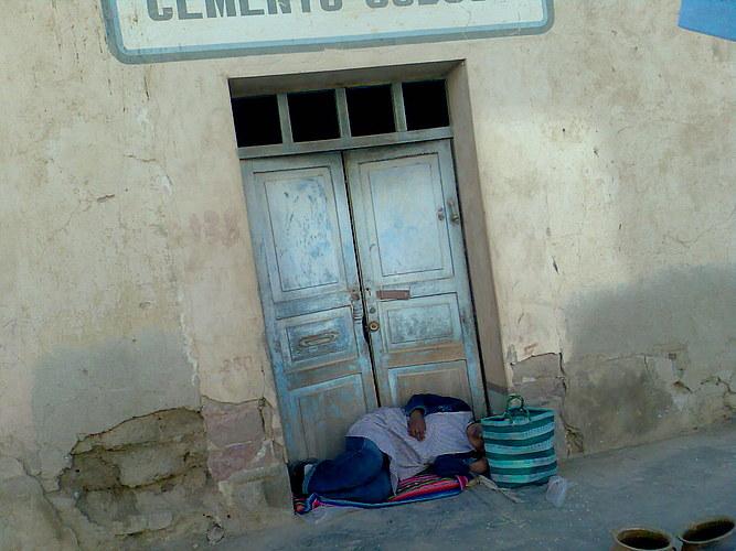 Bolivia Duerme