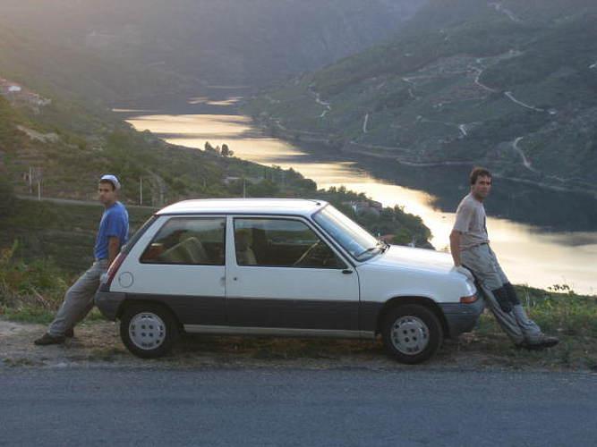 Mi coche (El R5)