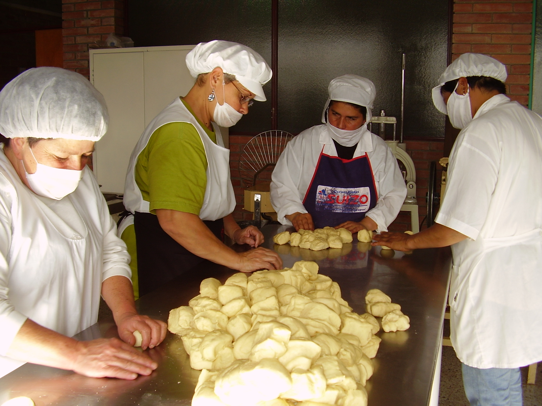 Curso de Panadería y Pastelería El equipamiento de los talleres es ...