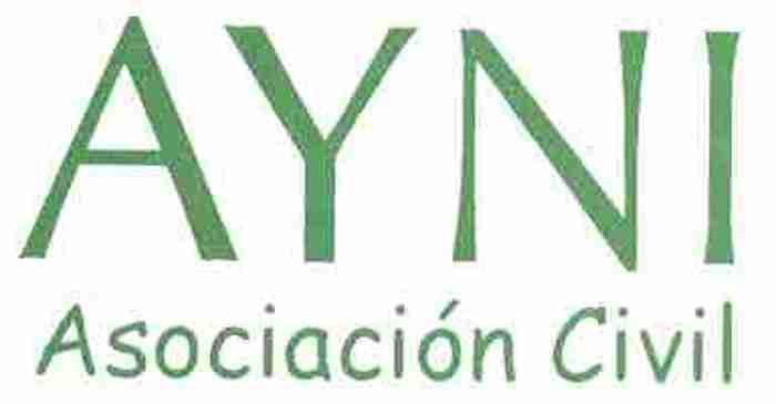 Asociación Civil AYNI Logo de AYNI, cofinanciador del proyecto CEFIM ...: www.cesareox.com/fotos/photo?photo_id=40175