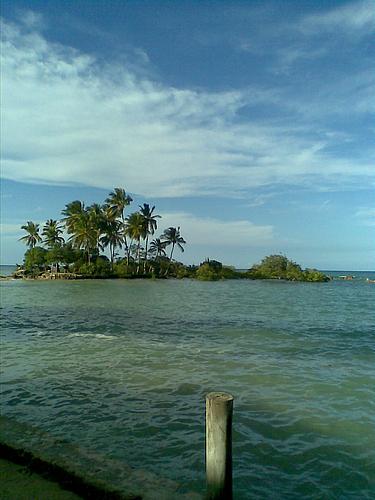 El mar en Morro