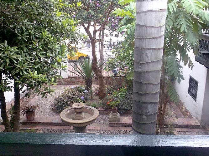 Muebles en jardines